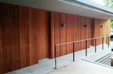 dinding rumah kayu lumber ceiling