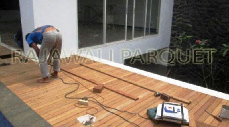 lantai kayu jakarta selatan