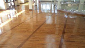 lantai kayu masjid 3
