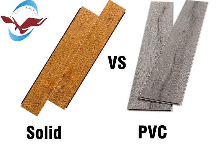 Perbandingan lantai kayu