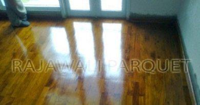 lantai kayu parket tangerang
