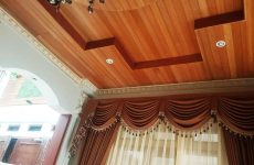 Plafon kayu 2