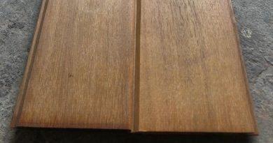 lumber ceiling kayu ulin