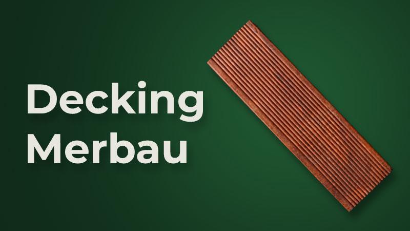 Decking-Merbau