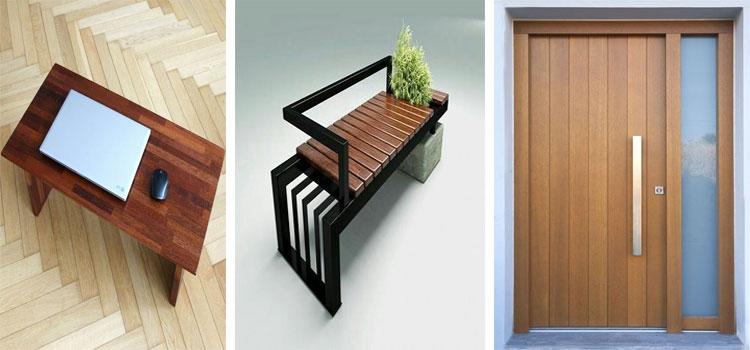 Bahan baku furniture