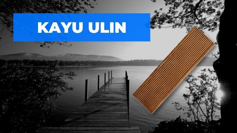 kayu ulin untuk dermaga