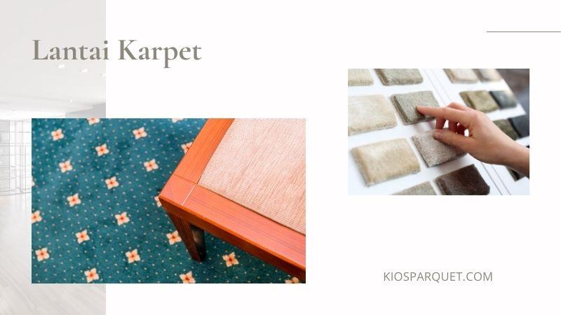 lantai karpet untuk kantor
