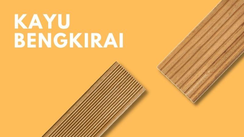 lantai kayu bengkirai