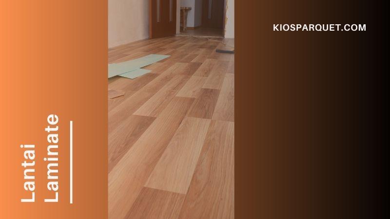 lantai laminate untuk dapur