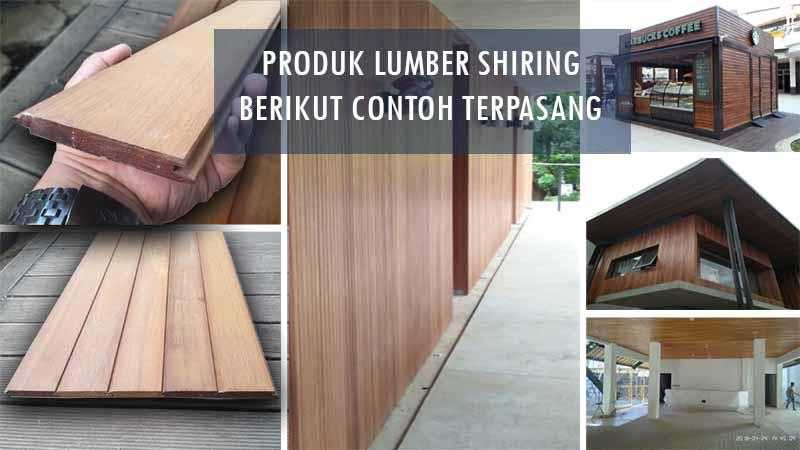 plafon kayu, lamber ceilling