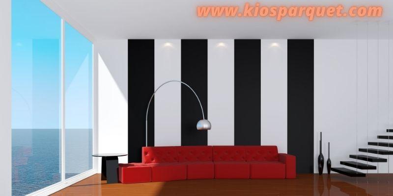 Jenis Desain Interior Rumah MOdern - gaya kontemporer