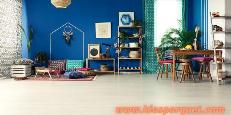 Jenis Desain Interior Rumah MOdern - gaya bohemian