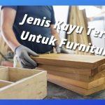 Jenis Kayu Terbaik Untuk Furniture