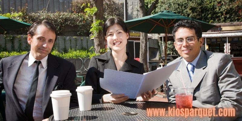 Konsep Terbaik Merintis Bisnis Cafe Outdoor - konsep perusahaan