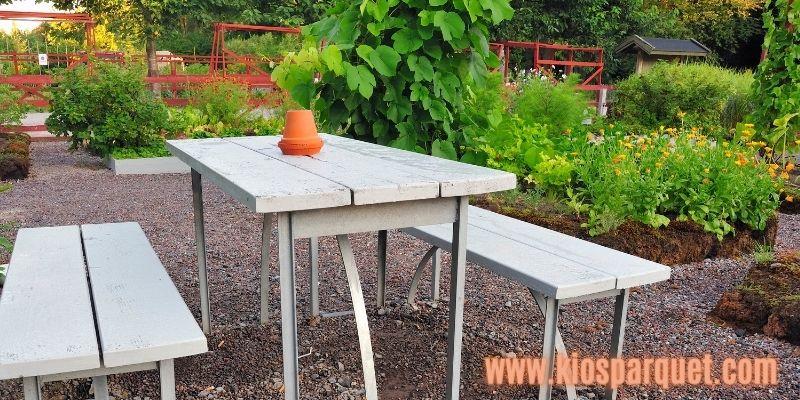Konsep Dekorasi Café Outdoor - hadirkan suasana alam