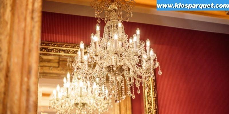 Tips & Trik Menciptakan Interior Rumah Bernuansa Timur Tengah - menggunakan lampu gantung